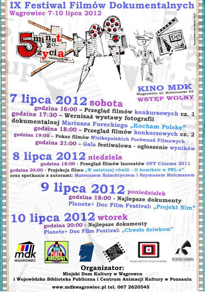 Festiwal filmów dokumentalnych